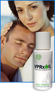 VP-RX is serious but safe male enhancement